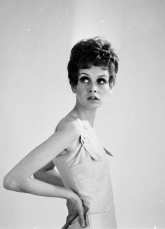 Twiggy - I used to have her figure!  LOL!