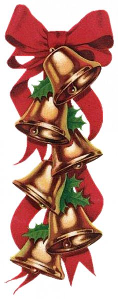 Christmas Bells Images.Pinterest