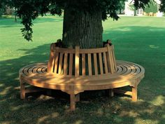 seat under a tree. Would go perfect at a tree at my parents house