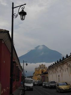 Antigua Guatemala.  A Place that once you be there, you will dream  to come back!