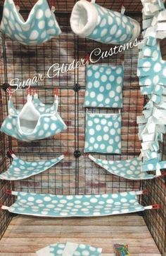 Sugar Glider Cage, Sugar Glider Toys, Sugar Gliders, Cage Chinchilla, Ferret Cage, Pet Rat Cages, Sugar Glider Bonding Pouch, Rat Hammock, Craft Ideas