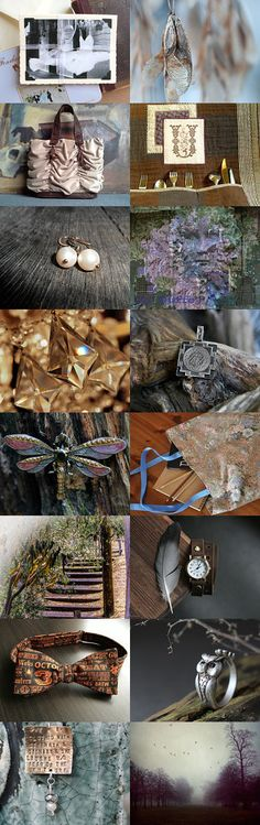 In the autumn thoughtfully by Agnieszka on Etsy--Pinned with TreasuryPin.com