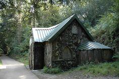 Blaise Castle - woodmans cottage by Lusername, via Flickr