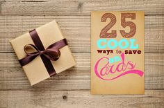 The average price of greeting cards start at around $5.99. Discover 25 cool ways to save on cards by making them yourself or going digital! Cheap Gifts, Ways To Save, Free Gifts, Frugal, Greeting Cards, Events, Cool Stuff, How To Make, Christmas
