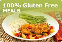 Get your gluten free meals delivered to your door!