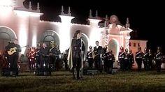 Soledad le puso su voz al Himno Nacional Argentino en Yapeyú