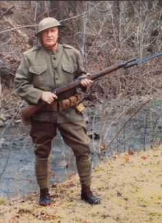 Join us on May 9, 2018 at 7:30 pm for an evening with Sgt. Alvin York as portrayed by Living History expert Kenneth Hammontree.