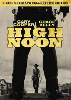 High Noon (1952) movie #poster, #tshirt, #mousepad, #movieposters2