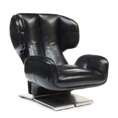 Superb 60's Embassy chair from DC member Fears and Kahn