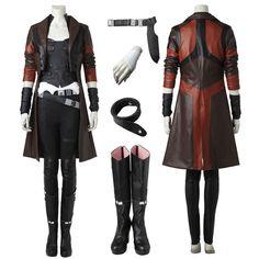 Guardians of the Galaxy Vol. 2 Gamora Cosplay Costume Handmade #Handmade #CompleteCostume