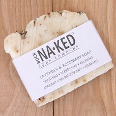 Handmade Soap by Buck Naked Soap Co.