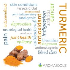 Turmeric (Curcuma longa) essential oil is steam distilled from the bright yellow-orange rhizome. (Rhizomes are horizontal, underground stems that sprout both vertical roots and stems to propagate p… Turmeric Essential Oil, Turmeric Oil, Frankincense Essential Oil, Essential Oil Uses, Marjoram Essential Oil, Pomegranate Seed Oil, Detox Tips, Doterra Essential Oils, Diffuser Blends