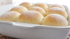 Bread Bun, Easy Bread, Honey Buttermilk Bread, Milk Bun, Bread Recipes, Cooking Recipes, Western Food, No Knead Bread, Bun Recipe