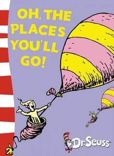 Budding Wings: Oh the Places You'll Go
