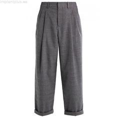 Comprar Topshop BOUTIQUE MENSY Pantalón de tela grey 2017 Primavera / verano Mujer Tela Para Pantalones JVGQUZF