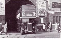 Camberwell Bus garages London - Google Search