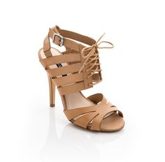 Elizabeth - ShoeMint. Love these...too back I couldn't wear them to work (no peep toe and open heel BLAH).