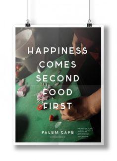Palem Cafe branding
