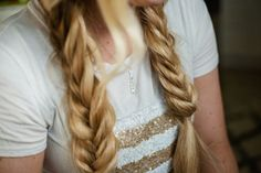 fishtail pigtail tutorial