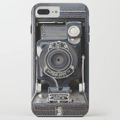Vintage Autographic Kodak Jr. Camera iPhone & iPod Case