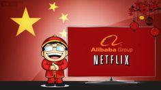 Alibaba Group Holding Ltd Unveils Netflix, Inc. Like TV Streaming Service In China