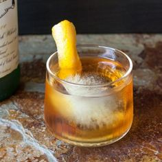 Godfather Cocktail: Scotch Plus Amaretto Equals Awesome | The Drink Blog