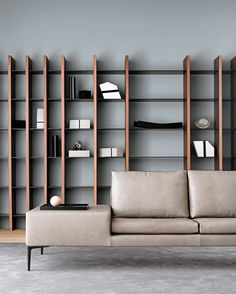 ideas wall shelves living room diy furniture for 2019 Living Room Shelves, Wall Shelves, Shelving, Wall Bookshelves, Bookcases, Living Room Modern, Living Room Designs, Living Rooms, Muebles Living
