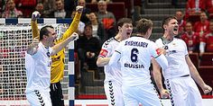 TEAM RUSSIA Euro, Poland, Russia, Goals, Sports, Handball, Hs Sports, Sport