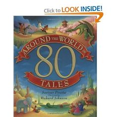 Around the world in 80 tales edge project 2012
