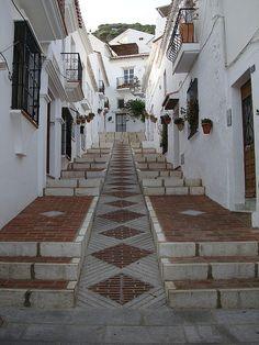 Mijas Pueblo, Málaga, España