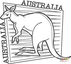 Around The World Colouring Pages