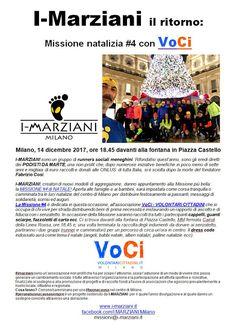 AndòCorri: I-Marziani il ritorno, il 14 dicembre la missione ...