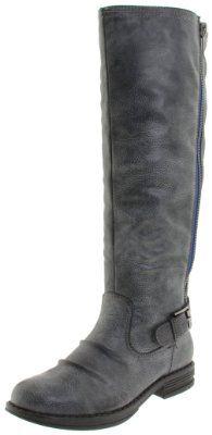 Madden Girl Women's Zandora Boot,Black Paris,10 M US:Amazon:Shoes