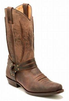 Sancho - Sancho Boots DELIRIUS braun / brown #nextintheline  Definitely the next one.