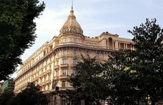 The Westin Excelsior, Rome—Great Stay! Highly recommend this place. Great places to eat right on Via Vento! Amazing
