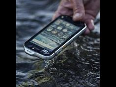 CAT S60 Rugged Waterproof Smartphone with Integrated FLIR Camera