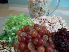 Cherry Chicken Salad Recipe