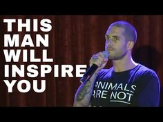 This Man Will Inspire You - James Aspey - YouTube