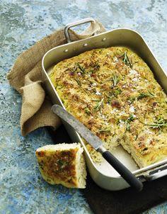 Brød med smag er meget velegnet tilbehør til den varme mad, men også i madpakken er det perfekt.