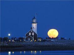 Epic Supersized Moon photo