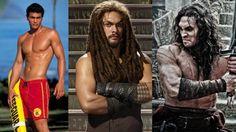 Jason Momoa - Baywatch/Stargate Atlantis/Conan