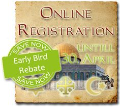 """The 1. Medieval World Convention is a private event. In order to fund such an extraordinary convention, only registered participants are allowed to attend.  So please use our """"Early Bird Rebate"""" untill 30th April 2015."""