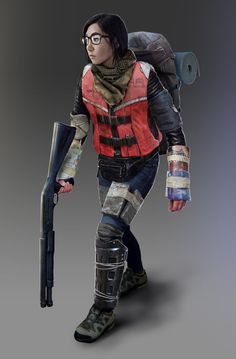 🔥 [EXPIRES SOON] => This amazing survivalist Fashion For Survival Bow looks entirely terrific, will have to keep this in mind when I've a bit of money in the bank .BTW talking about money. If men liked shopping, they'd call it research. Post Apocalypse, Apocalypse World, Zombie Survivor, Apocalypse Survivor, Cthulhu, Arte Zombie, Zombie Art, Zombies, Character Portraits