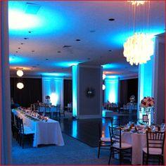 Dallas Wedding DJ Lighting