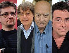 """Charb, Cabu, Wolinski et Tignous ont été tués lors de l'""""attaque terroriste"""" contre Charlie Hebdo #jesuischarlie #CharlieHebdo"""