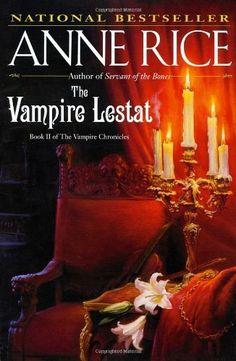 The Vampire Lestat (Vampire Chronicles) by Anne Rice, http://www.amazon.com/dp/0345419642/ref=cm_sw_r_pi_dp_kbuZpb0S9YMSN