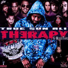 @TrueSunAli » Therapy G-MixxxTape [Mixtape]