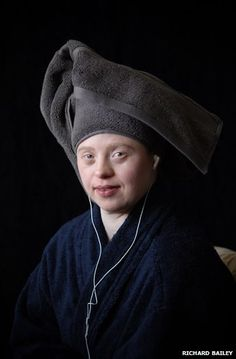 Shifting Perspectives is an exhibition that explores the photographic representation of people with Down's syndrome.