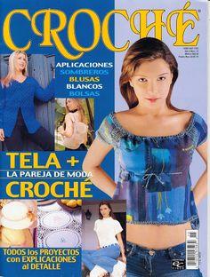 Crochet año 3 Nro 15 - Alejandra Tejedora - Picasa Web Albums