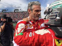 Ferrari inherits 3rd!